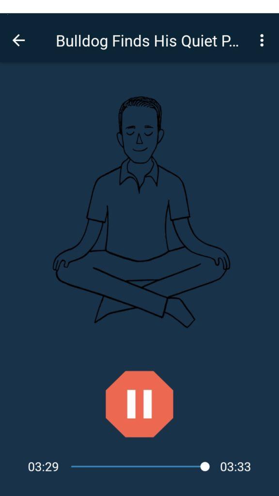 audio de meditacion