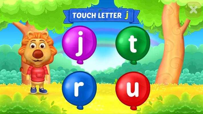 modo que permite buscar letras