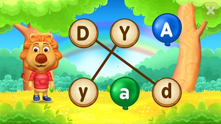 modo para unir letras
