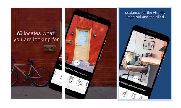 supersense, app para ciegos