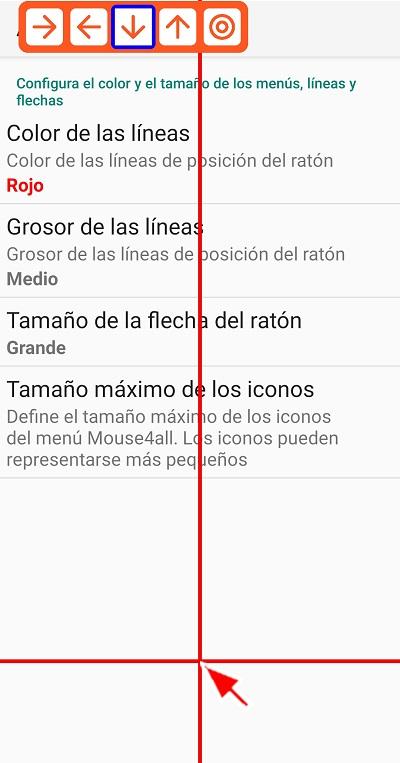 ejemplo de como funciona la app