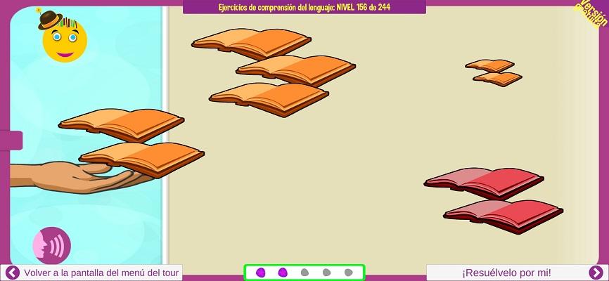 ejemplo de un puzzle juego para alzheimer, demencia, afasia y accidente cerebrovascular