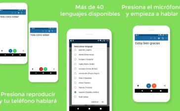 portada de sordomudo ayudante una app para sordos y mudos